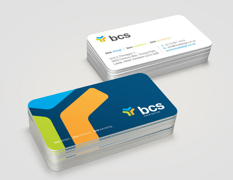 BCS Business Cards