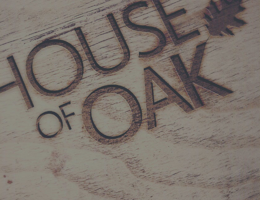 House of Oak Logo