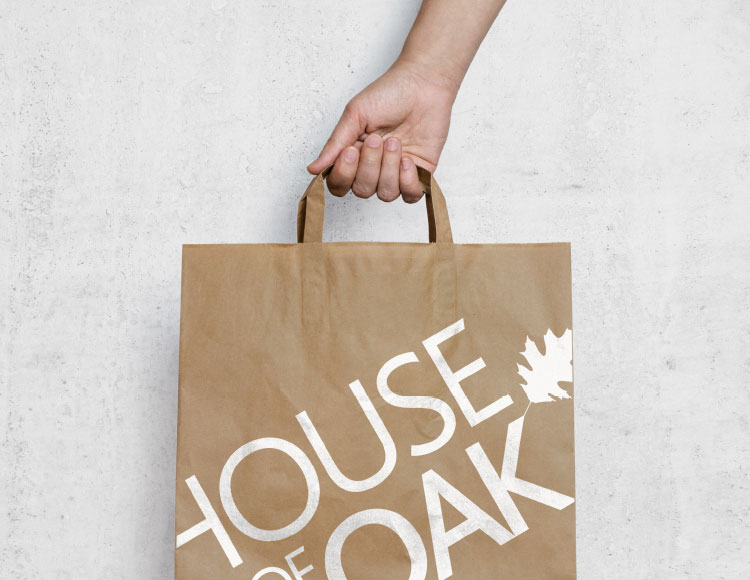 House of Oak Bag