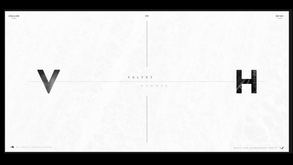 content minimal design