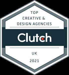 Clutch UK Creative Design Award