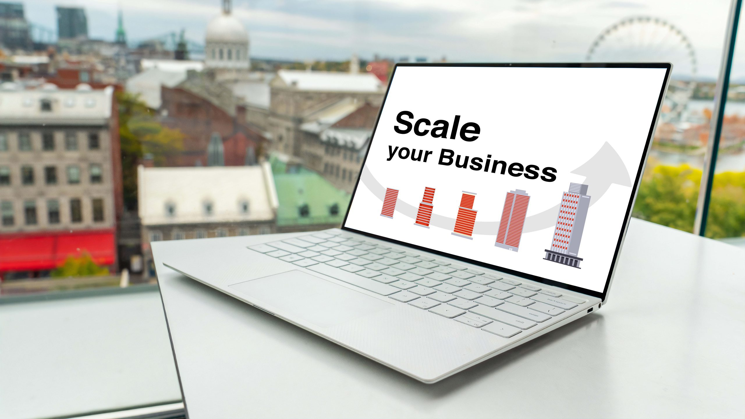 Scaling business